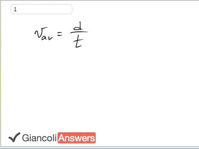 Giancoli physics sixth edition answers.